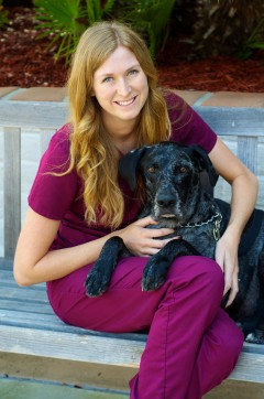 Jennie Carpenter, Veterinary Technician